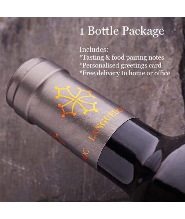 Single Bottle Gift Package