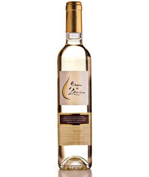 Clos Bagatelle, Grain de Lumière, Vin doux naturel Muscat, 2012
