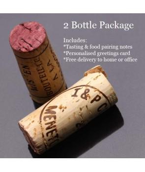 2 Bottles Gift Package